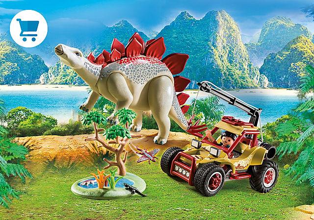9432_product_detail/Buggy met Stegosaurus