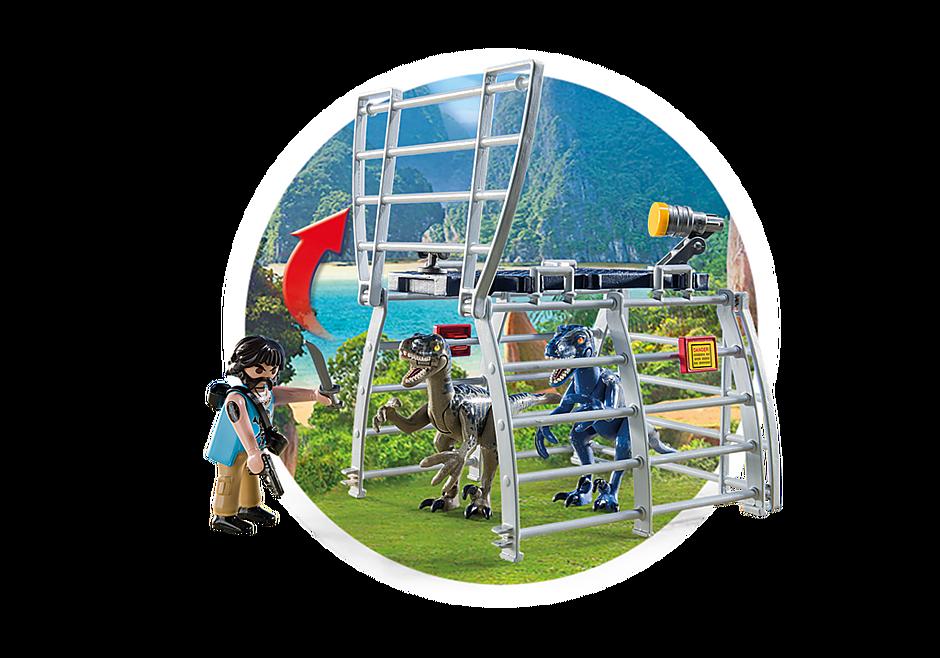 http://media.playmobil.com/i/playmobil/9433_product_extra5/Propellerboot mit Dinokäfig