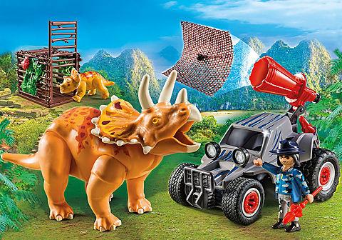 9434_product_detail/Offroad buggy met dinovangnet