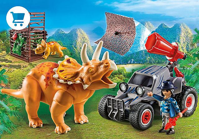 9434_product_detail/Offroader mit Dino-Fangnetz