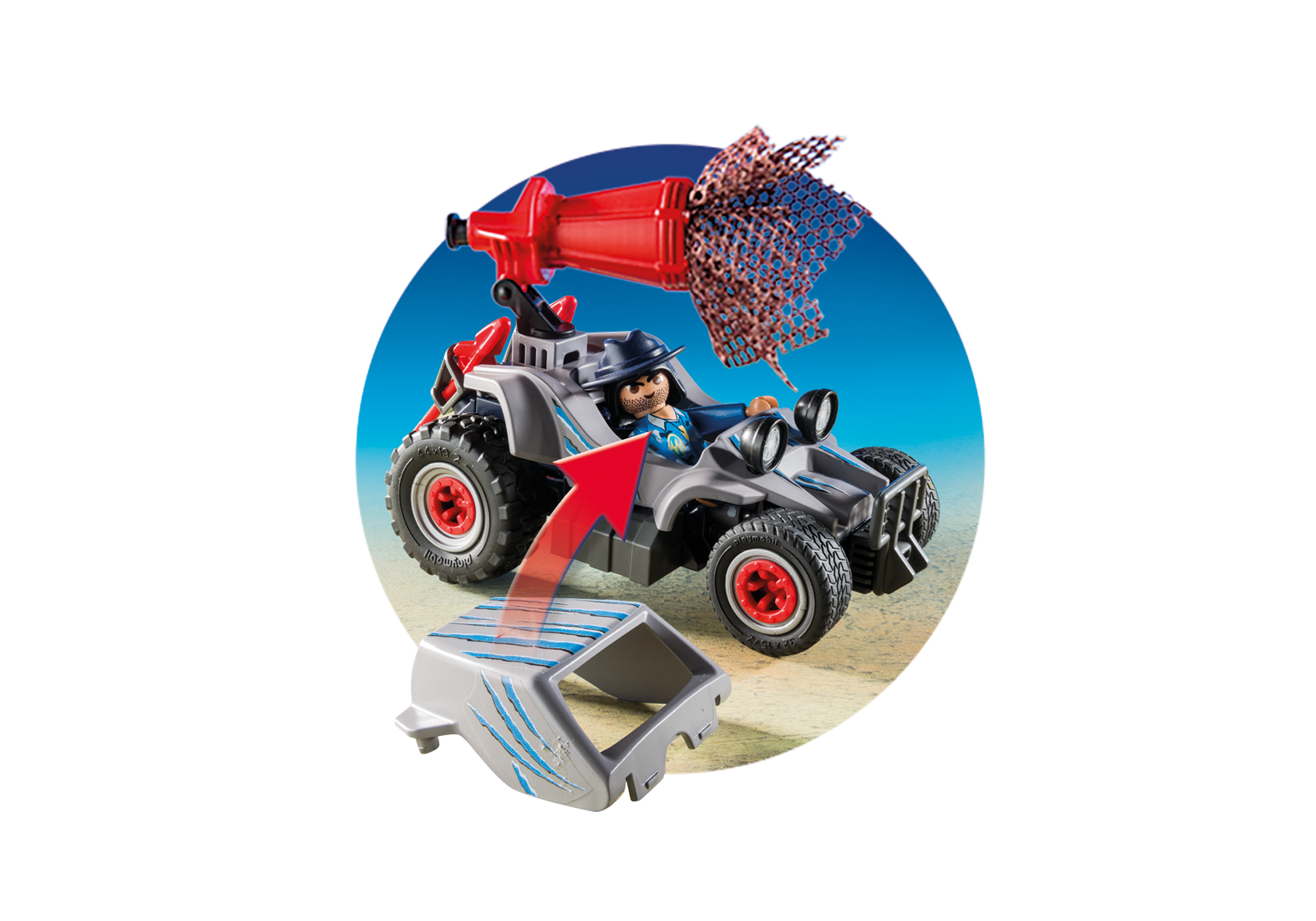 http://media.playmobil.com/i/playmobil/9434_product_extra3/Enemy Quad with Triceratops