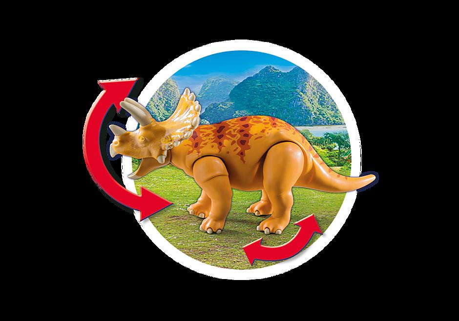 9434 Carro com Triceratops detail image 8