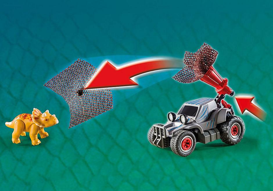 9434 Samochód terenowy z działającą wyrzutnią sieci detail image 10