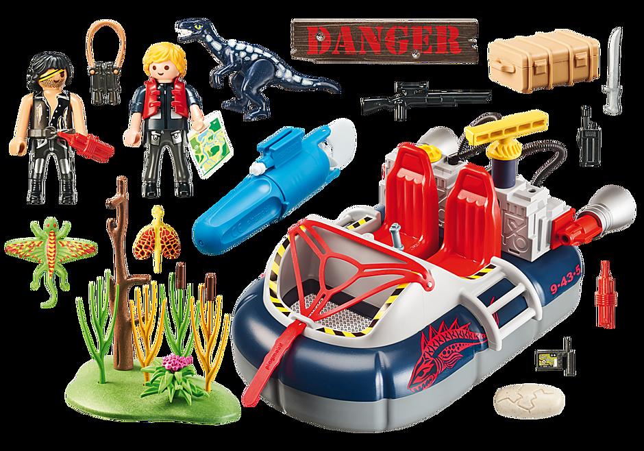 http://media.playmobil.com/i/playmobil/9435_product_box_back/Χόβερκραφτ με εξερευνητές δεινοσαύρων