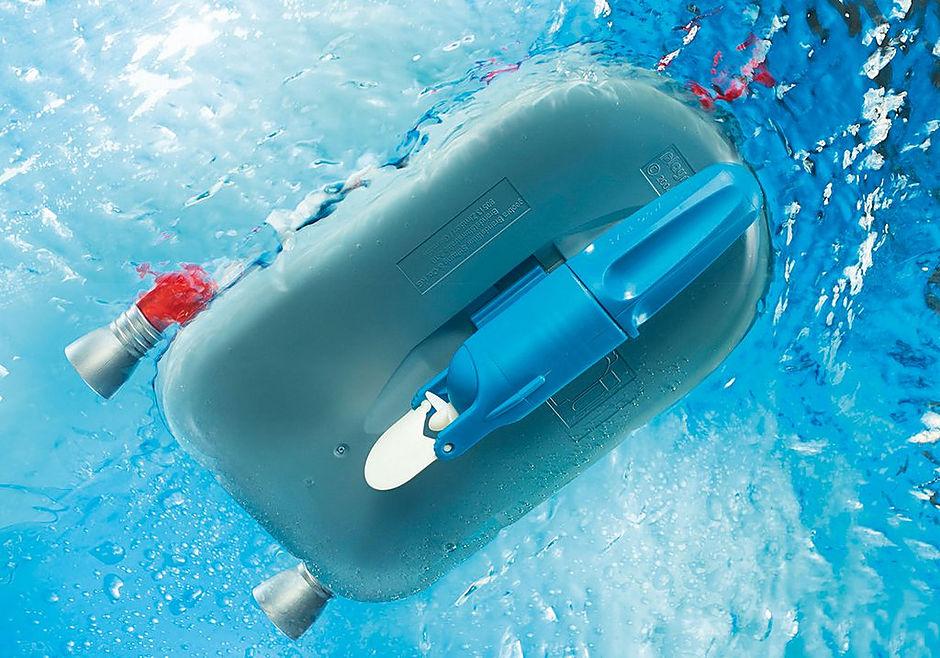 9435 Aerodeslizador con motor submarino detail image 5