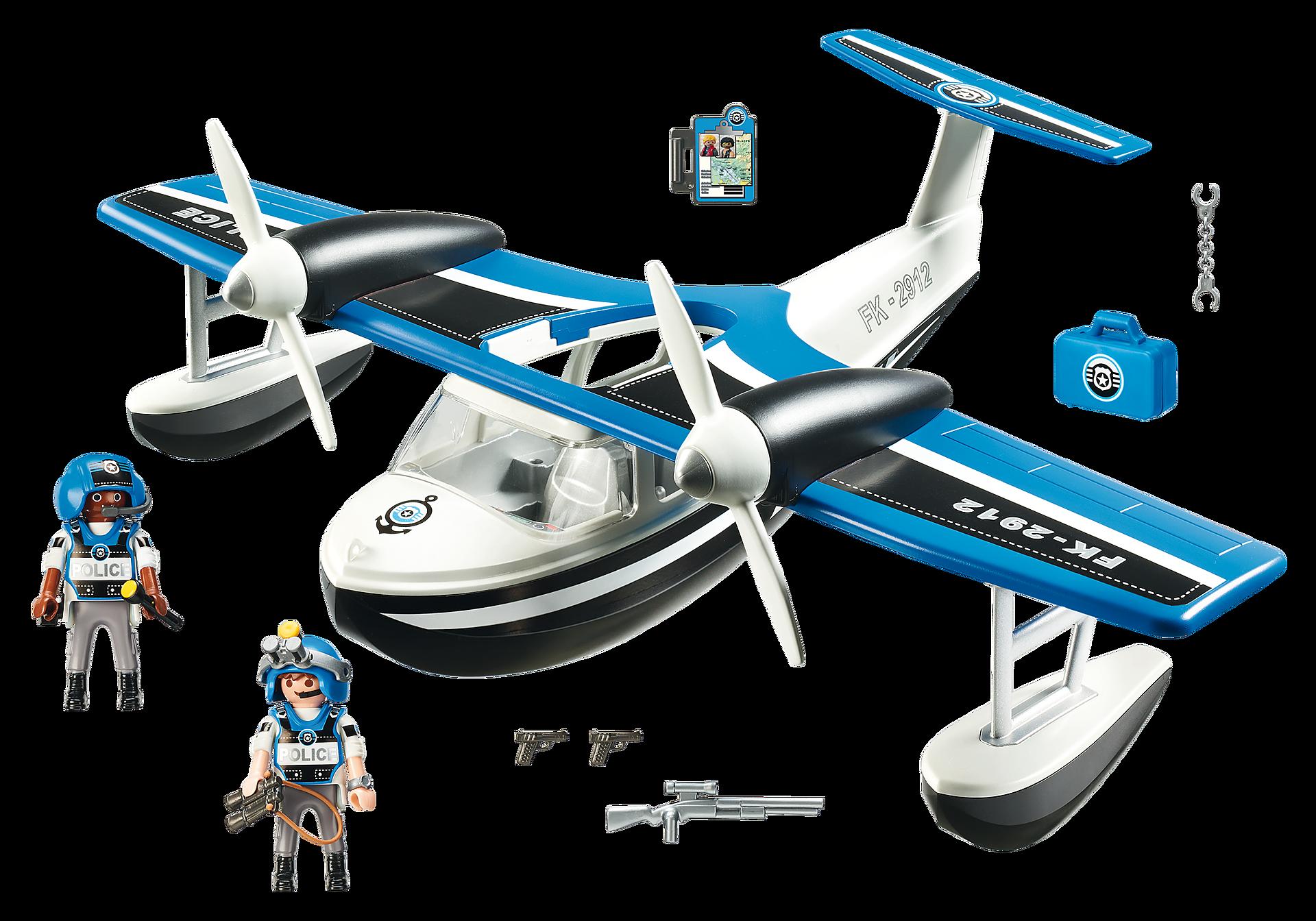 9436 Police Seaplane zoom image4