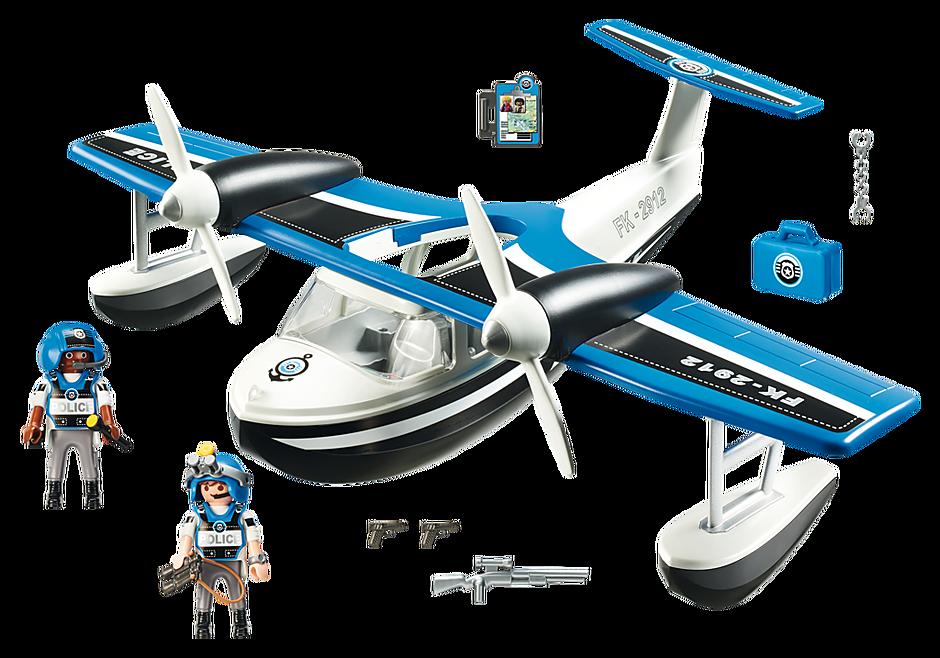 9436 Police Seaplane detail image 4
