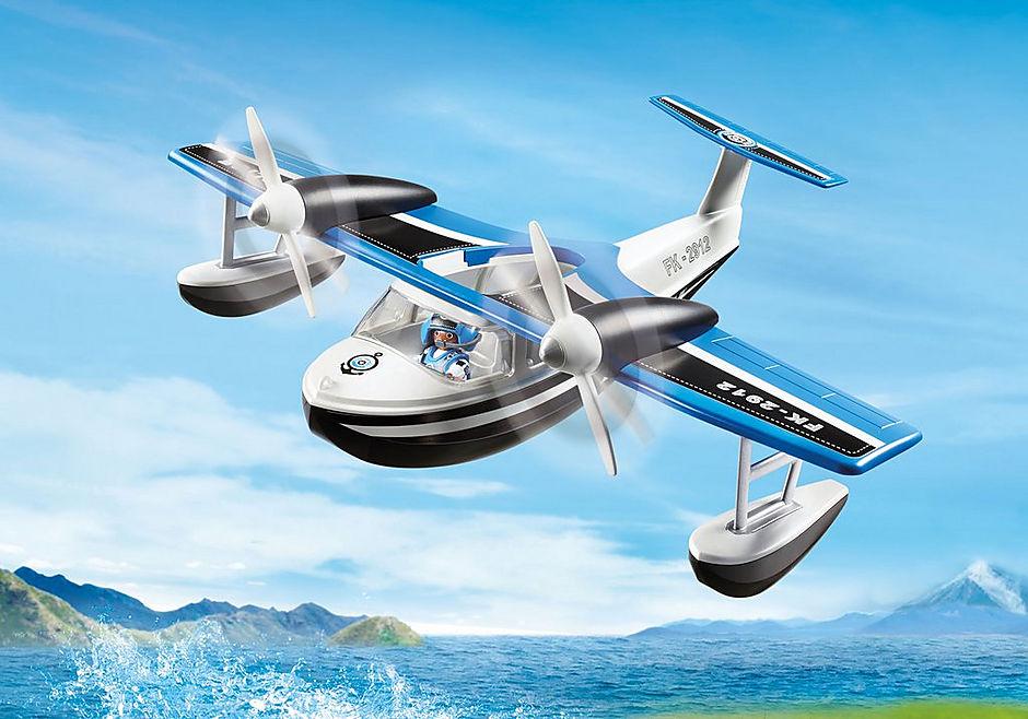 9436 Polizei-Wasserflugzeug detail image 1