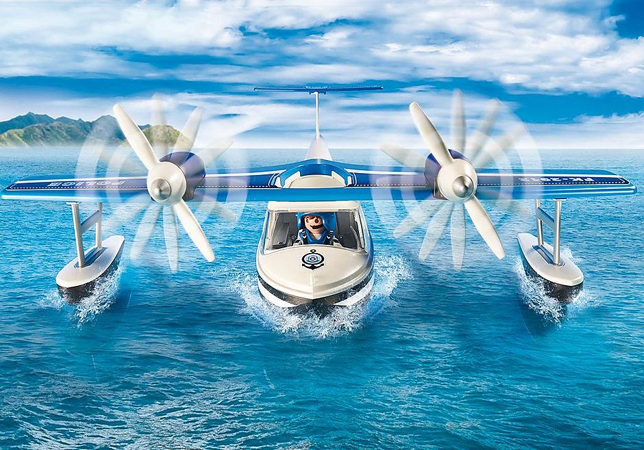 9436 Polizei-Wasserflugzeug detail image 6