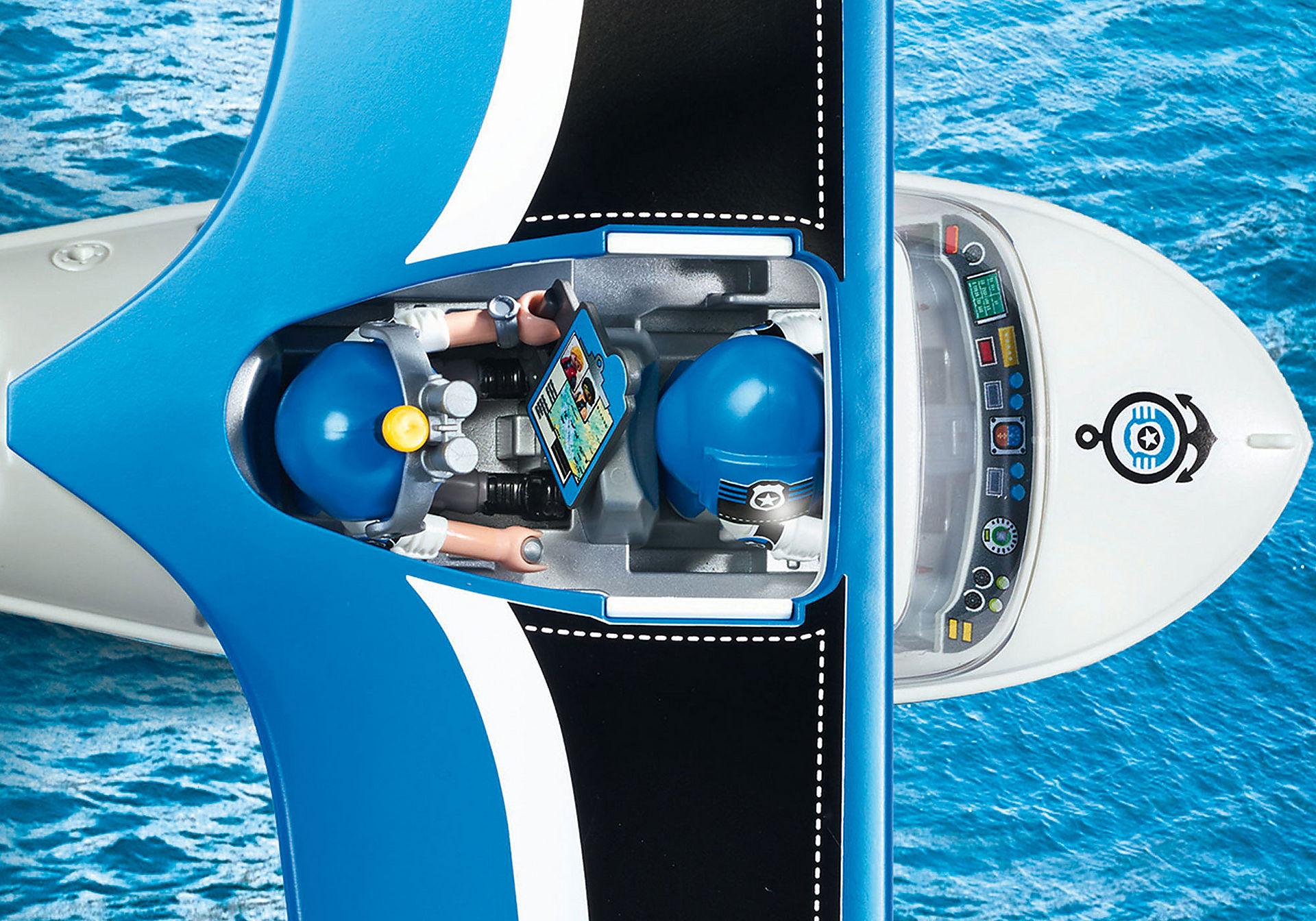 9436 Police Seaplane zoom image7