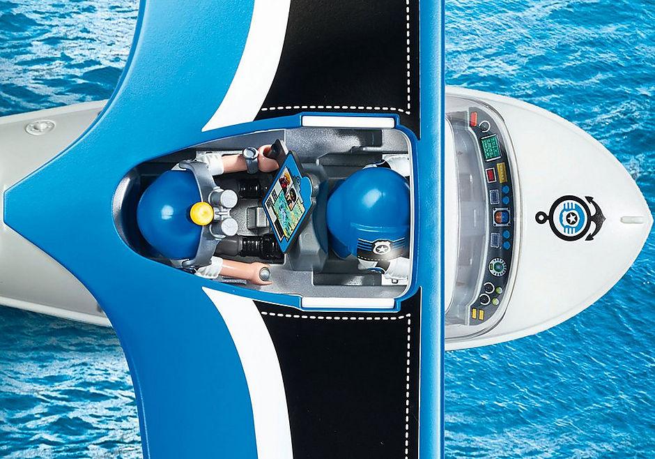 9436 Polizei-Wasserflugzeug detail image 7