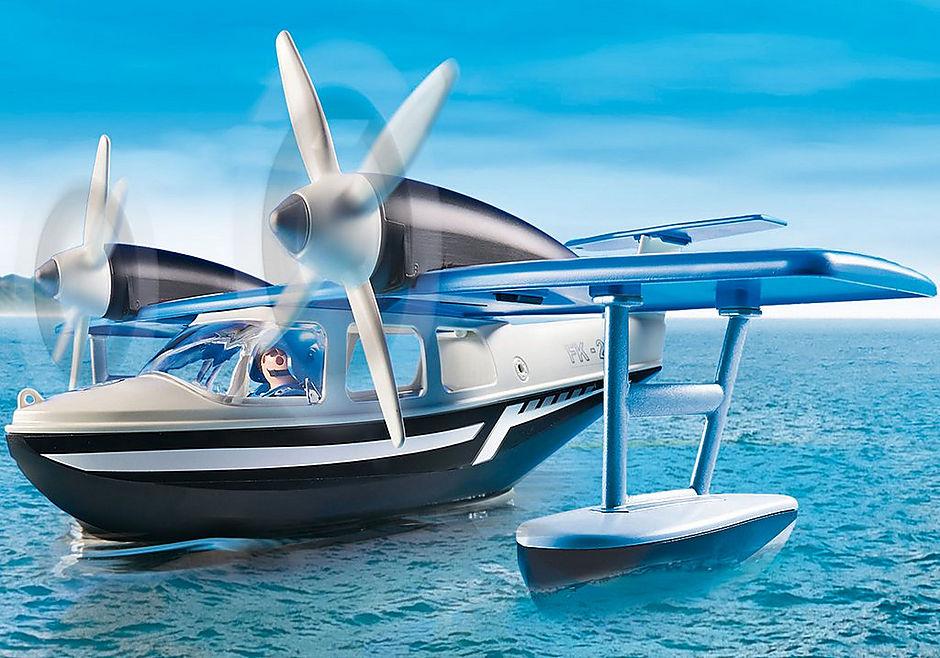 9436 Polizei-Wasserflugzeug detail image 8