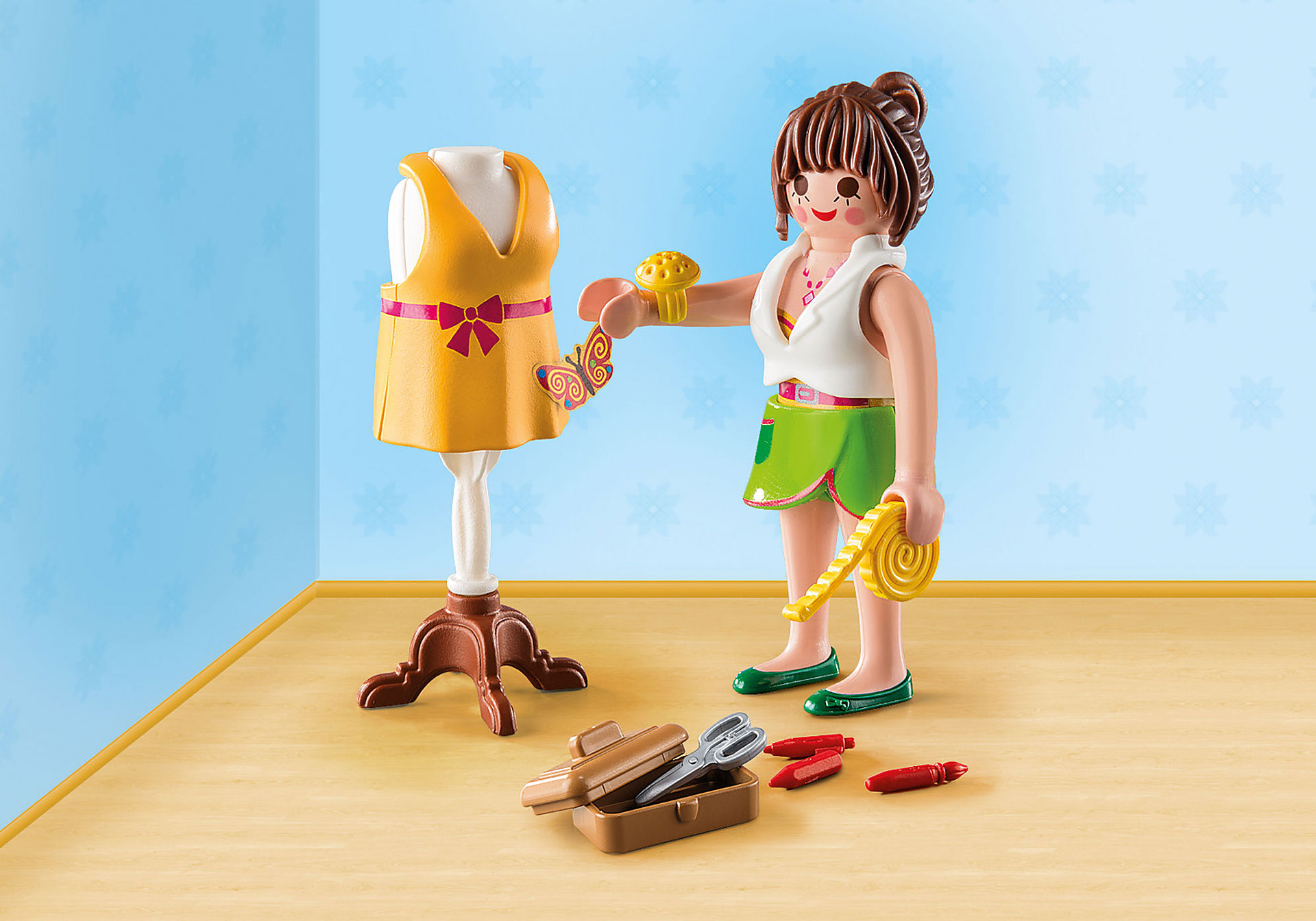 http://media.playmobil.com/i/playmobil/9437_product_detail/Fashion Designer