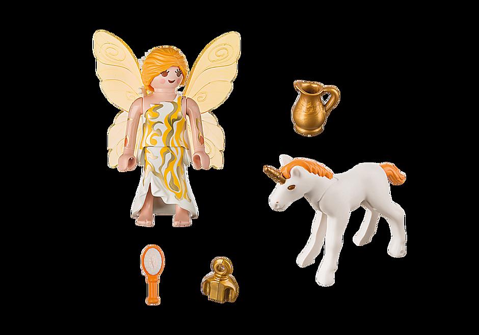 9438 Fata del Sole con unicorno detail image 4