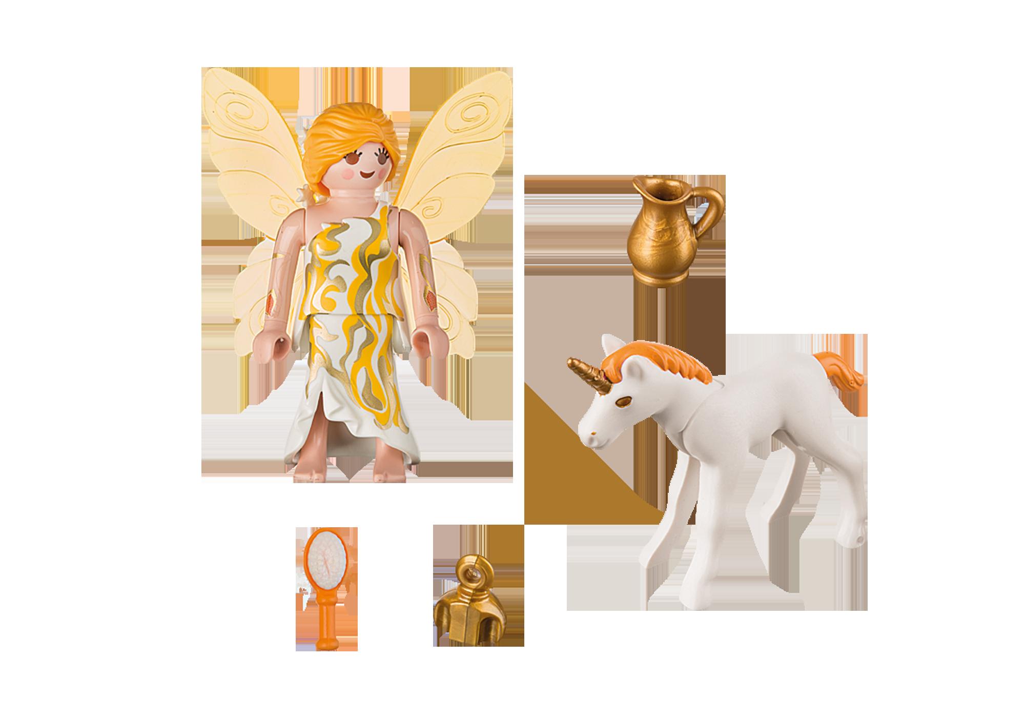 http://media.playmobil.com/i/playmobil/9438_product_box_back/Sun Fairy With Unicorn Foal