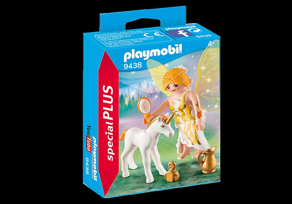 9438 Fata del Sole con unicorno detail image 3
