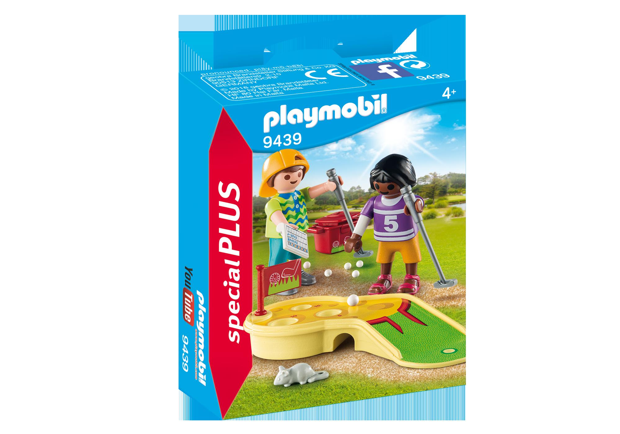 http://media.playmobil.com/i/playmobil/9439_product_box_front/Børn ved minigolfspil