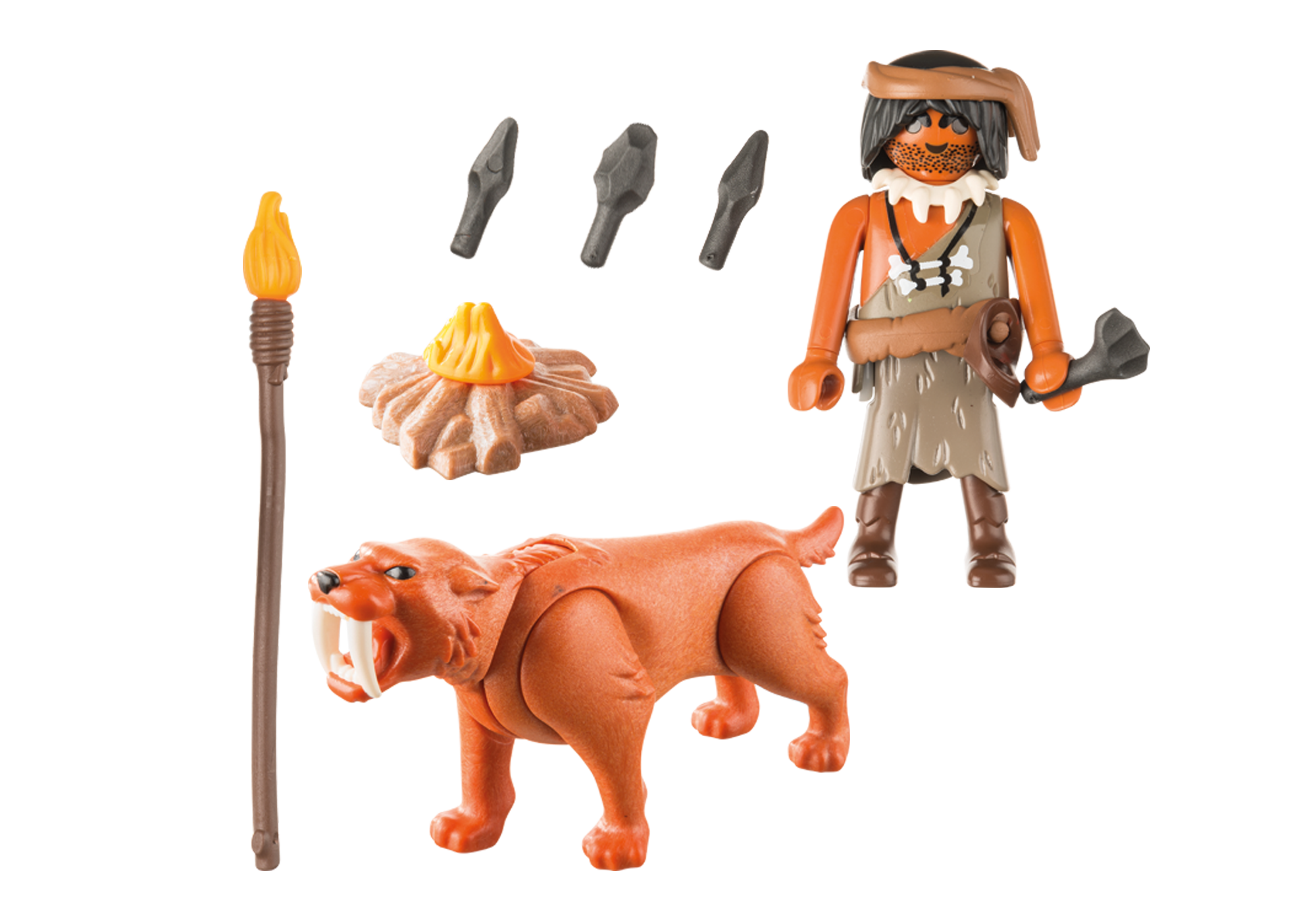 http://media.playmobil.com/i/playmobil/9442_product_box_back/Neandertal con Tigre Dientes de Sable