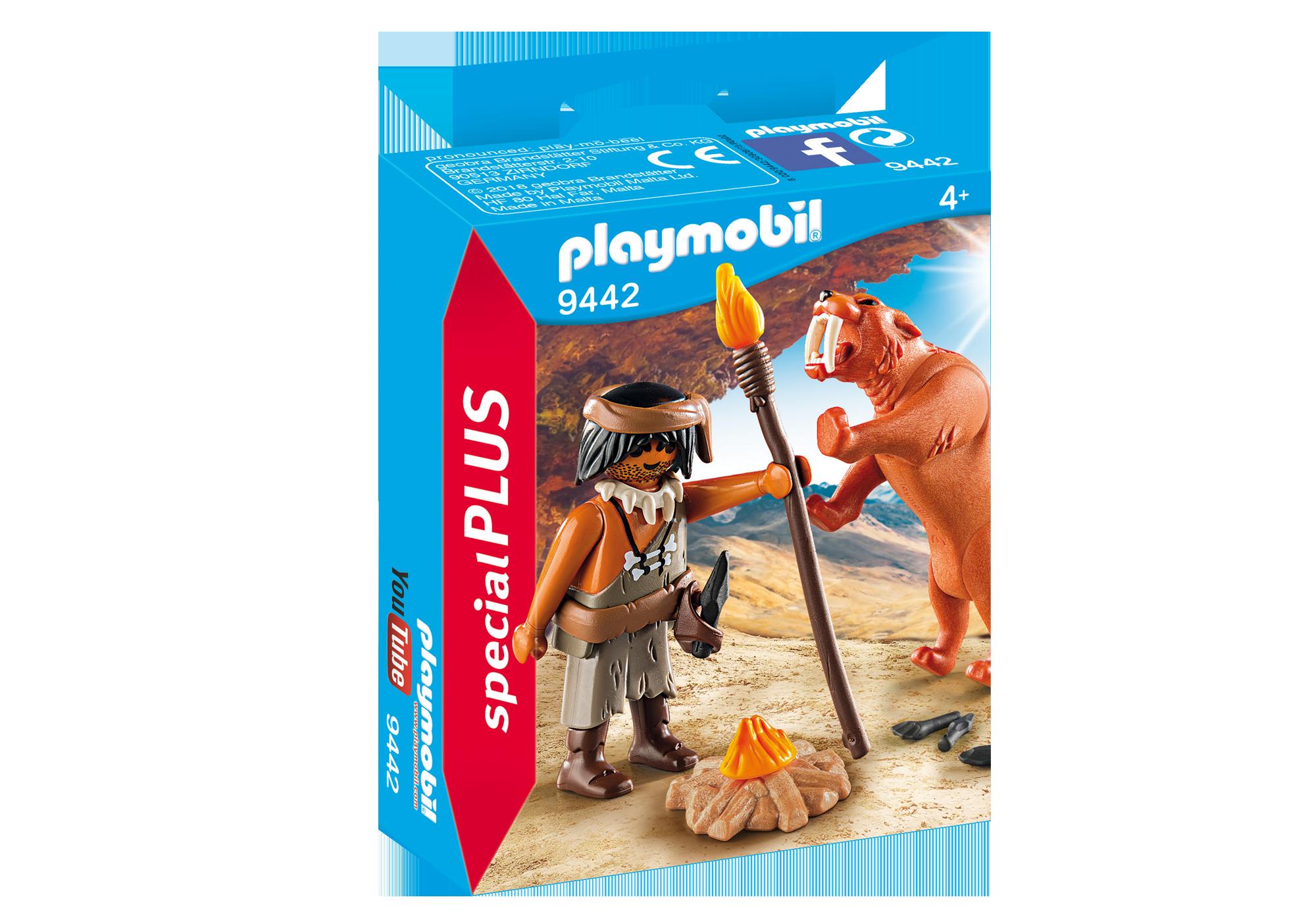 http://media.playmobil.com/i/playmobil/9442_product_box_front/Homem das Cavernas com Tigre Dentes-de-Sabre