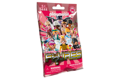 PLAYMOBIL-Figures Girls (Serie 14)