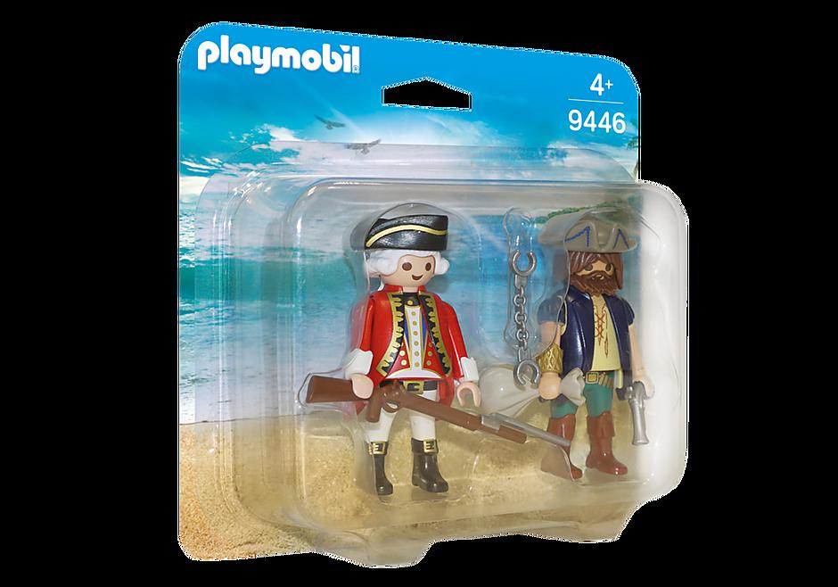 9446 Duo Pack Pirat i żołnierz detail image 3