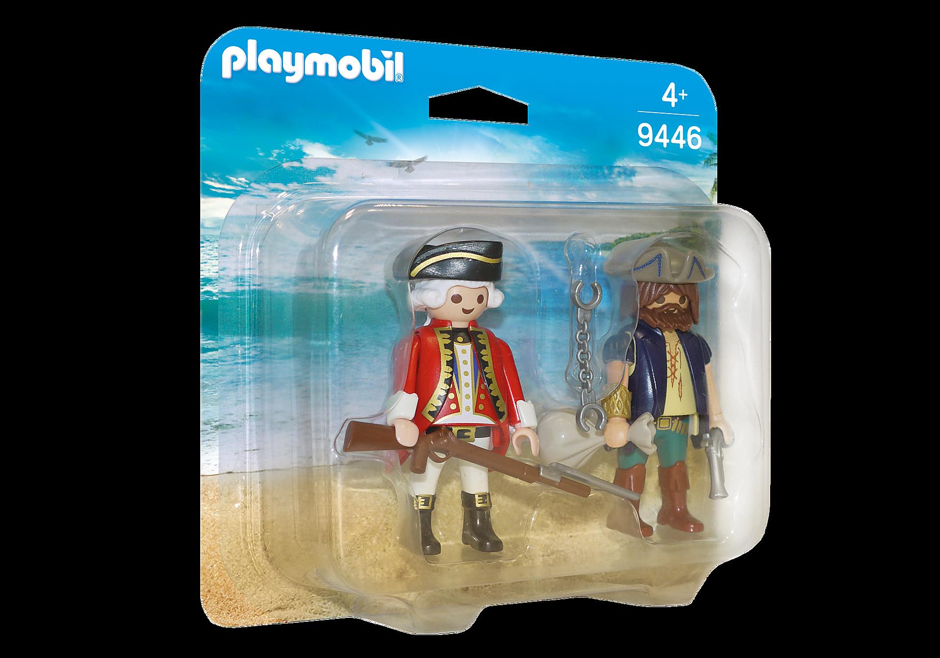 9446 Duo Pack Pirat i żołnierz zoom image3