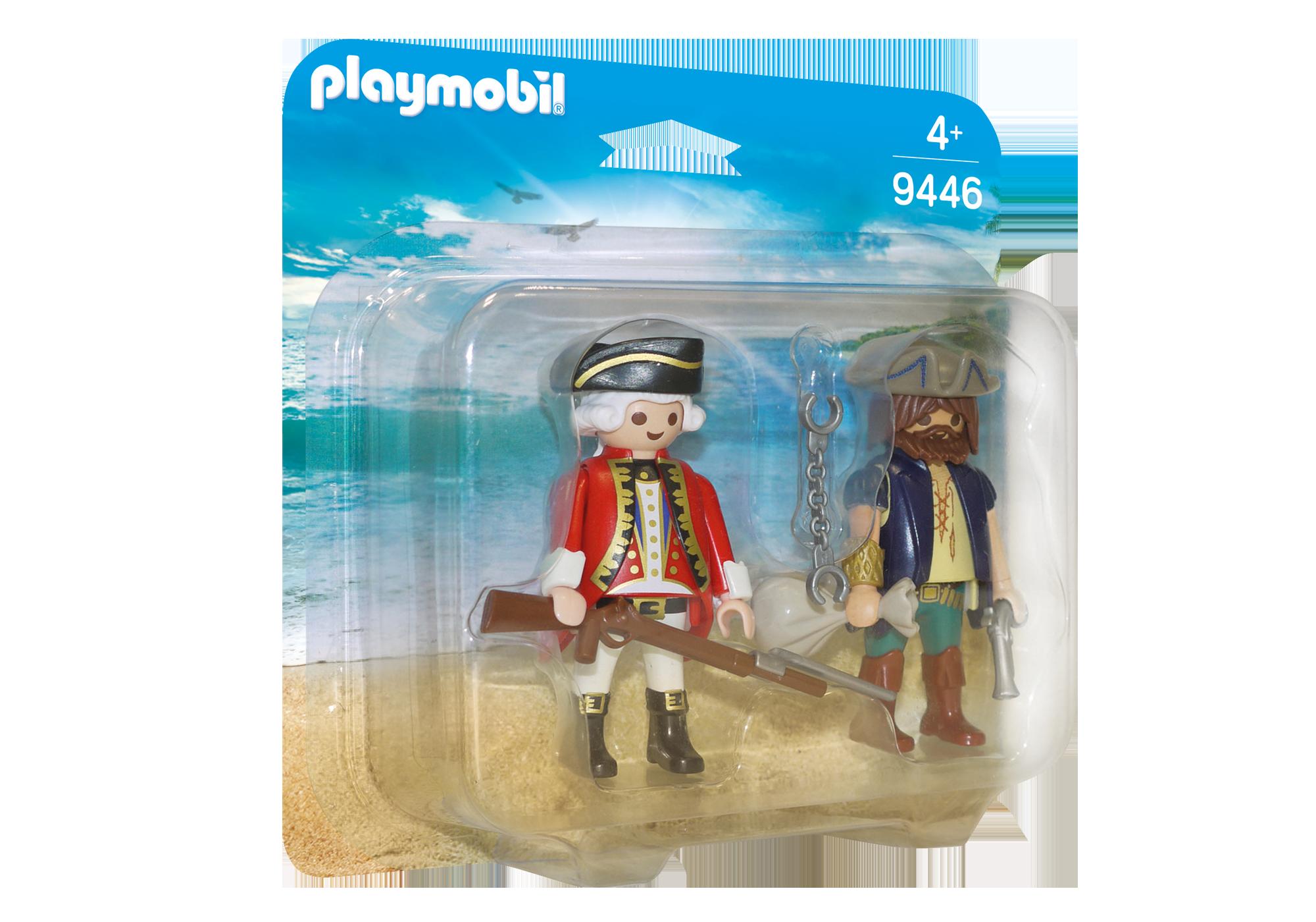http://media.playmobil.com/i/playmobil/9446_product_box_front/Duo Pack Pirat und Soldat