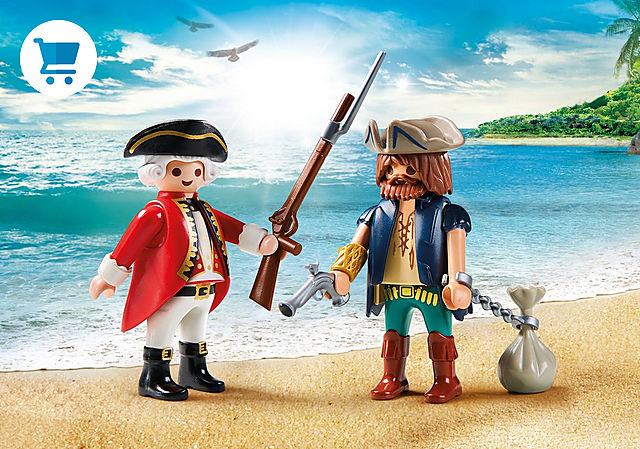 9446_product_detail/Duo Pack Pirat i żołnierz