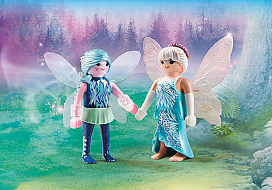 9447 Winter Fairies
