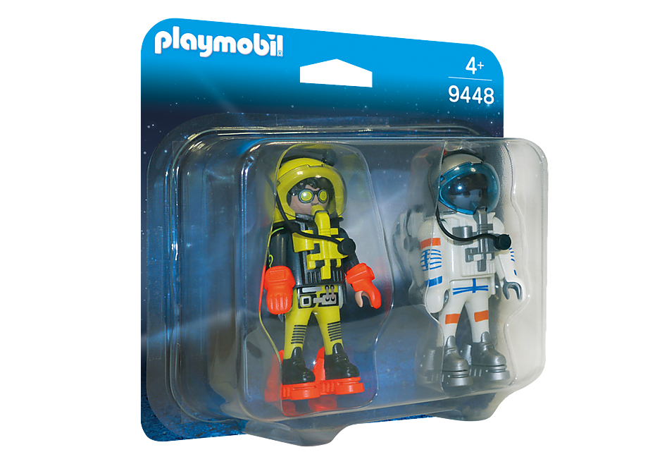 9448 Duo Pack Space Heroes detail image 3
