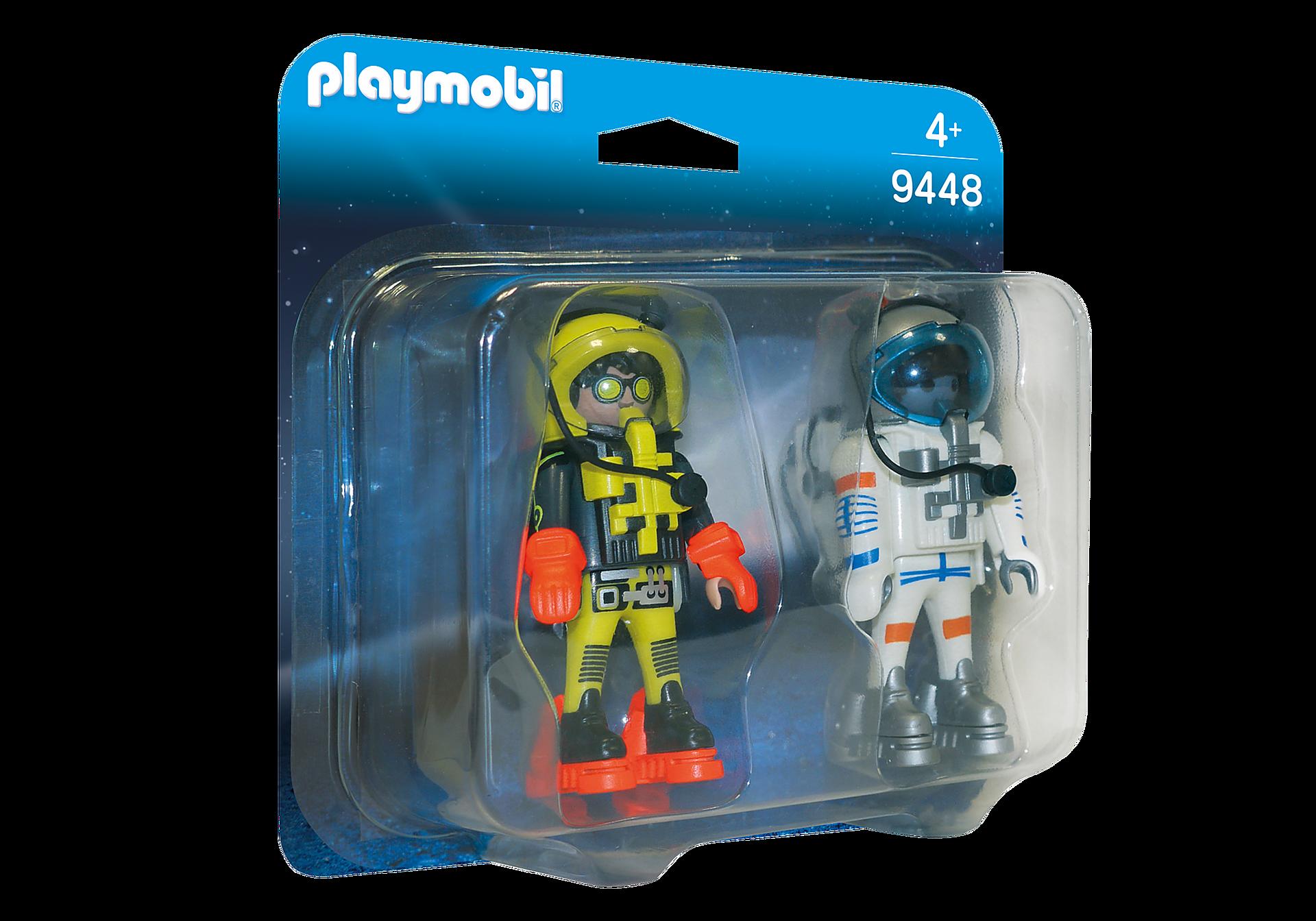 9448 Duo Pack Space Heroes zoom image3