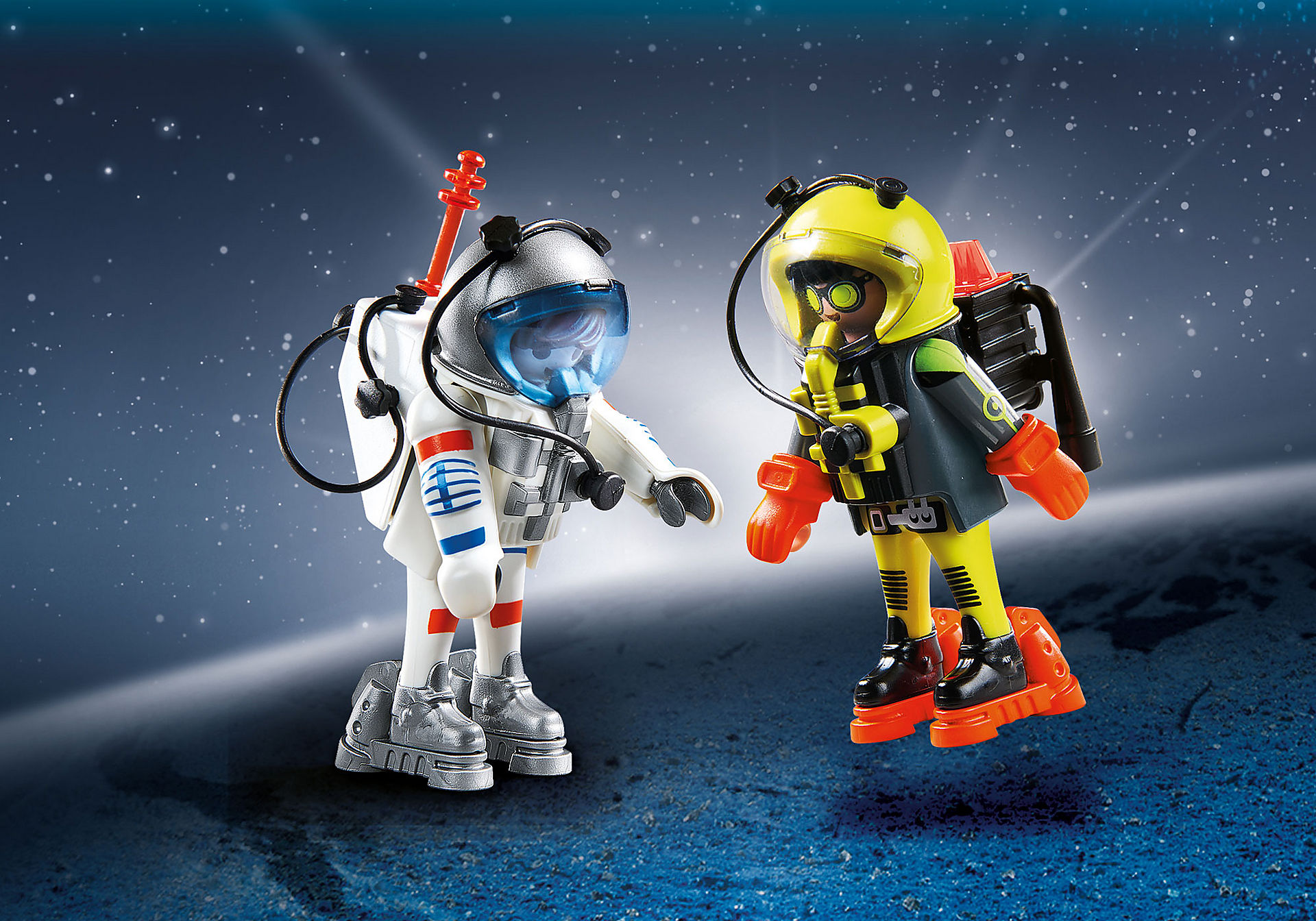 http://media.playmobil.com/i/playmobil/9448_product_detail/Duo Pack Αστροναύτες