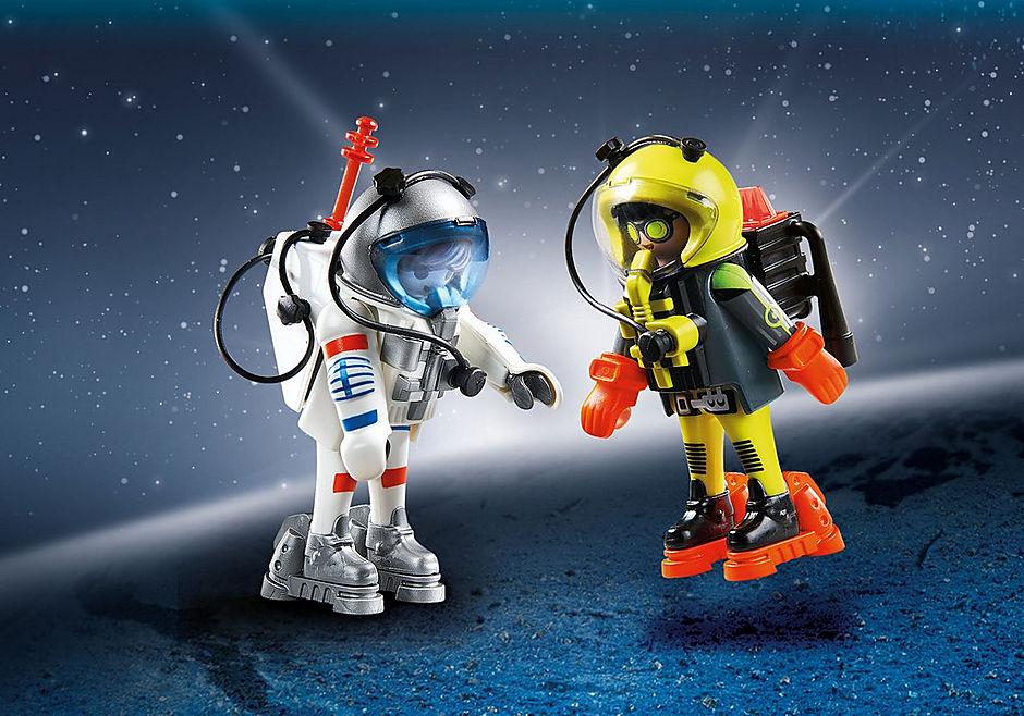 9448 Duo Pack Space Heroes detail image 1