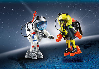 9448 Duo Pack Space Heroes