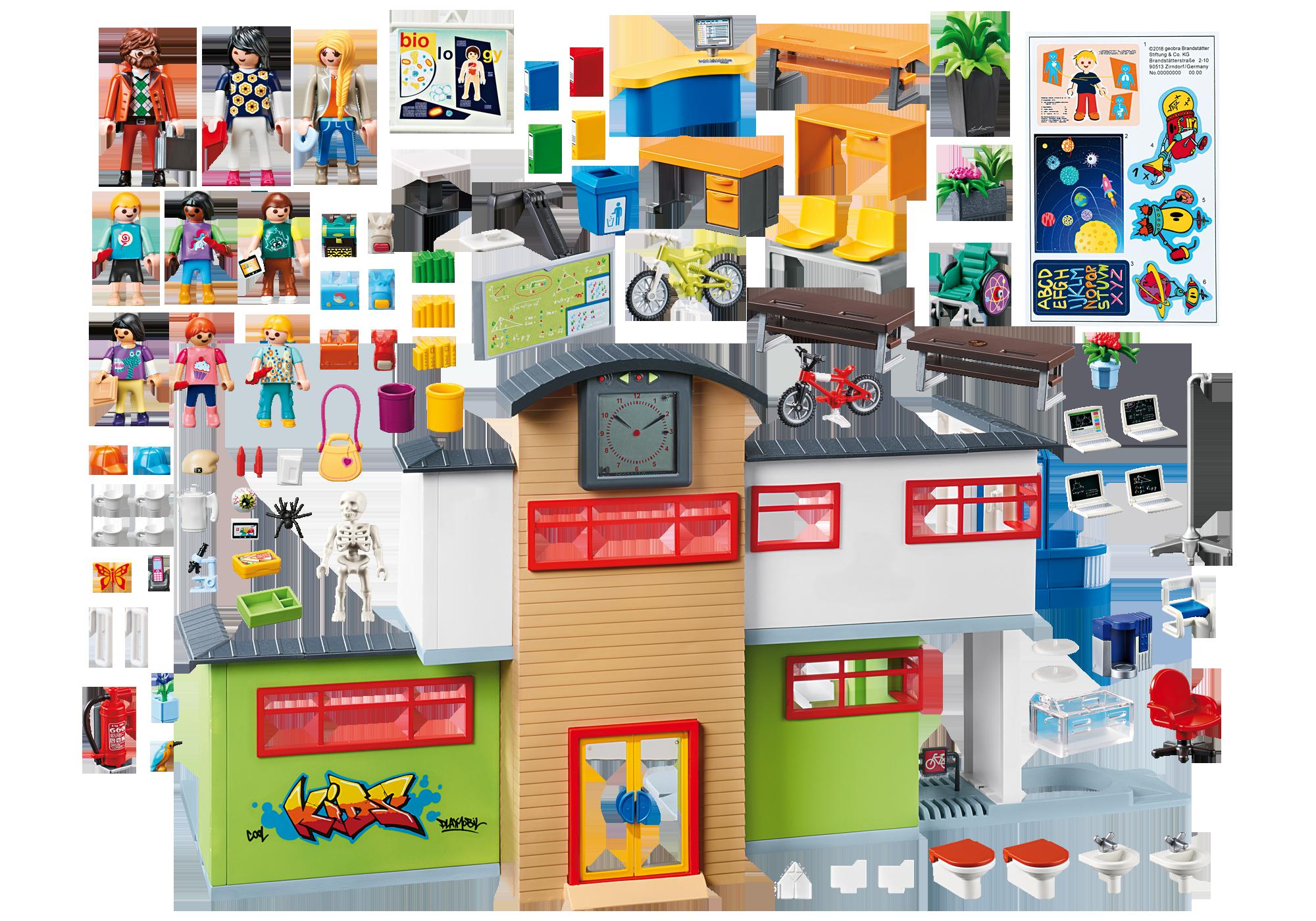 http://media.playmobil.com/i/playmobil/9453_product_box_back/Inredd skolbyggnad