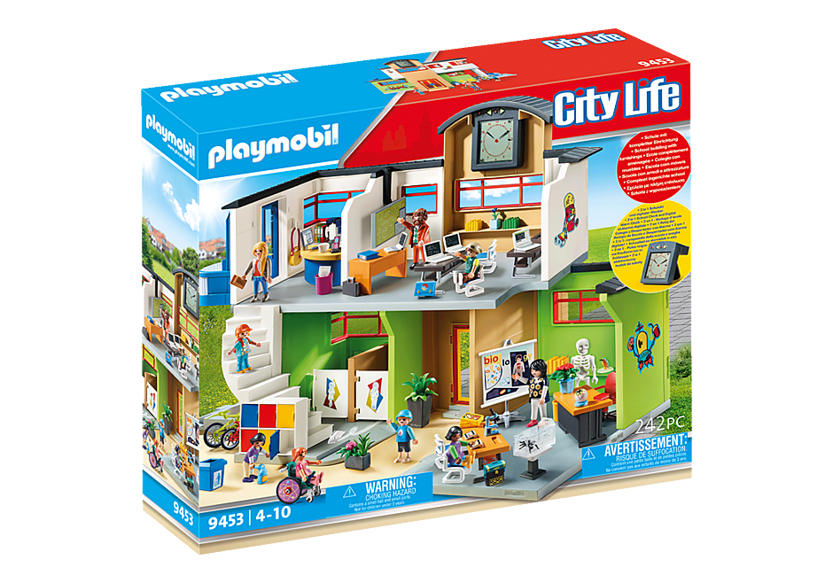 http://media.playmobil.com/i/playmobil/9453_product_box_front/Große Schule mit Einrichtung