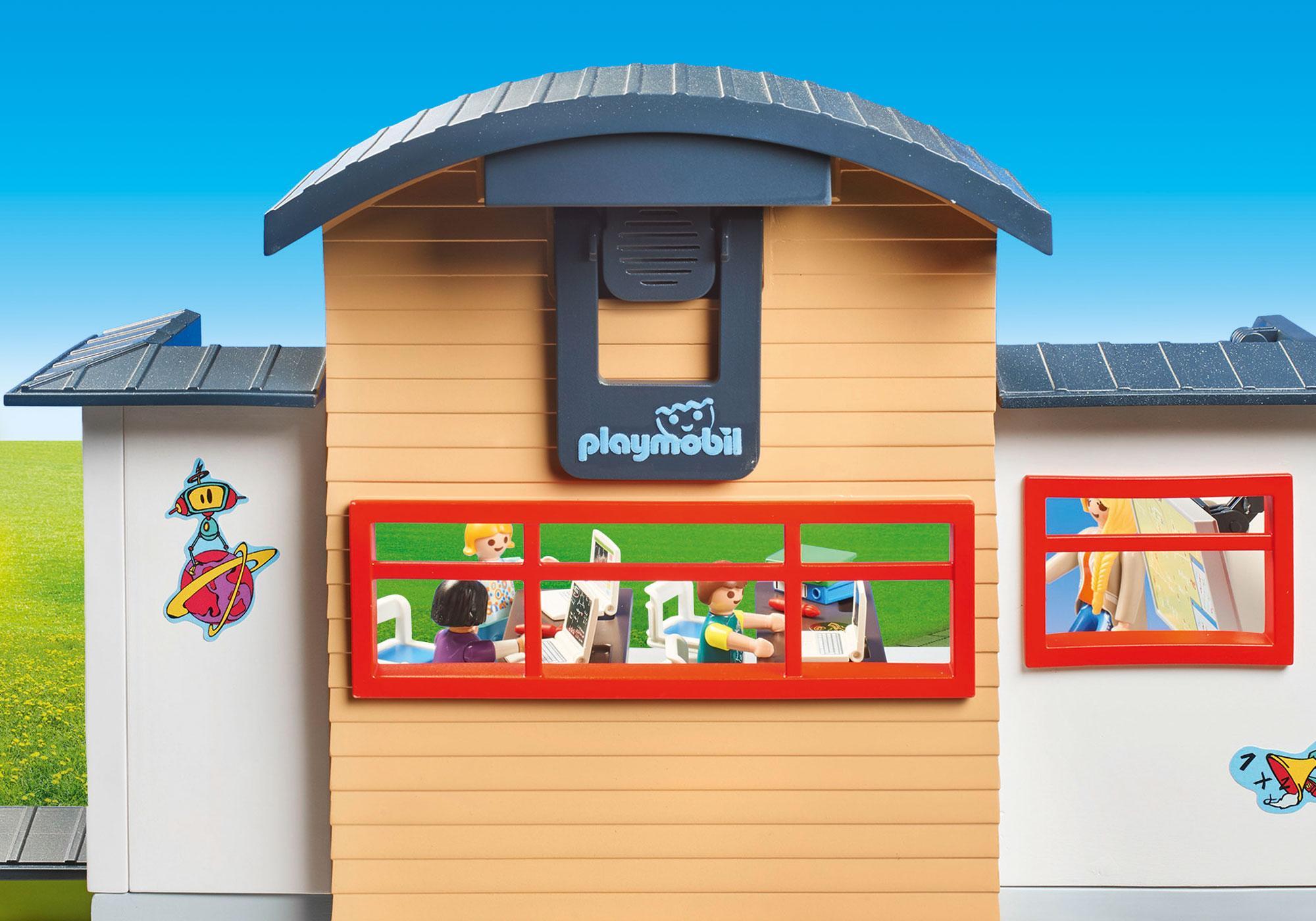 http://media.playmobil.com/i/playmobil/9453_product_extra1/Furnished School Building