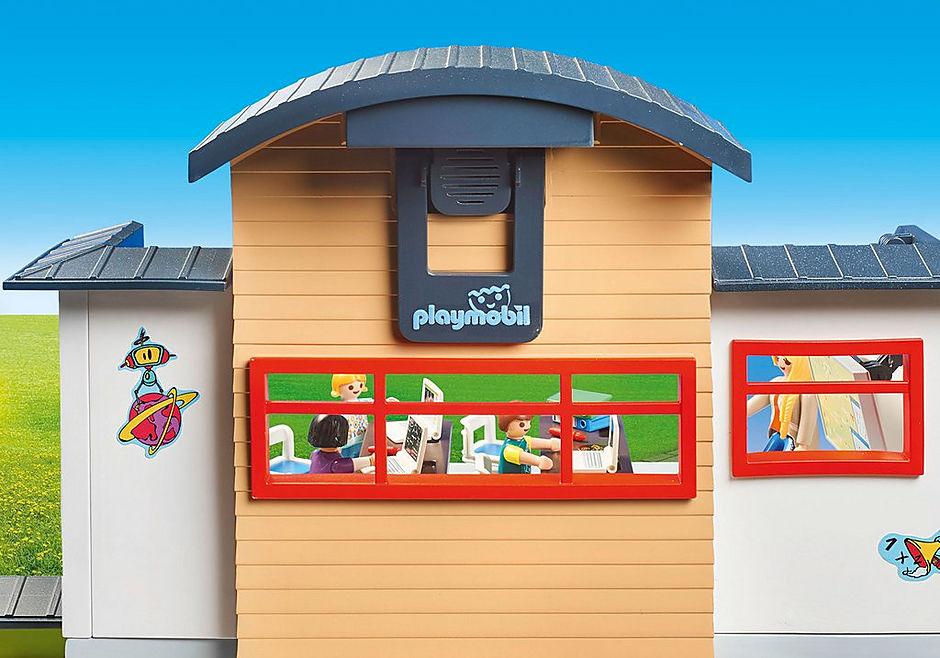 http://media.playmobil.com/i/playmobil/9453_product_extra1/Szkoła z wyposażeniem