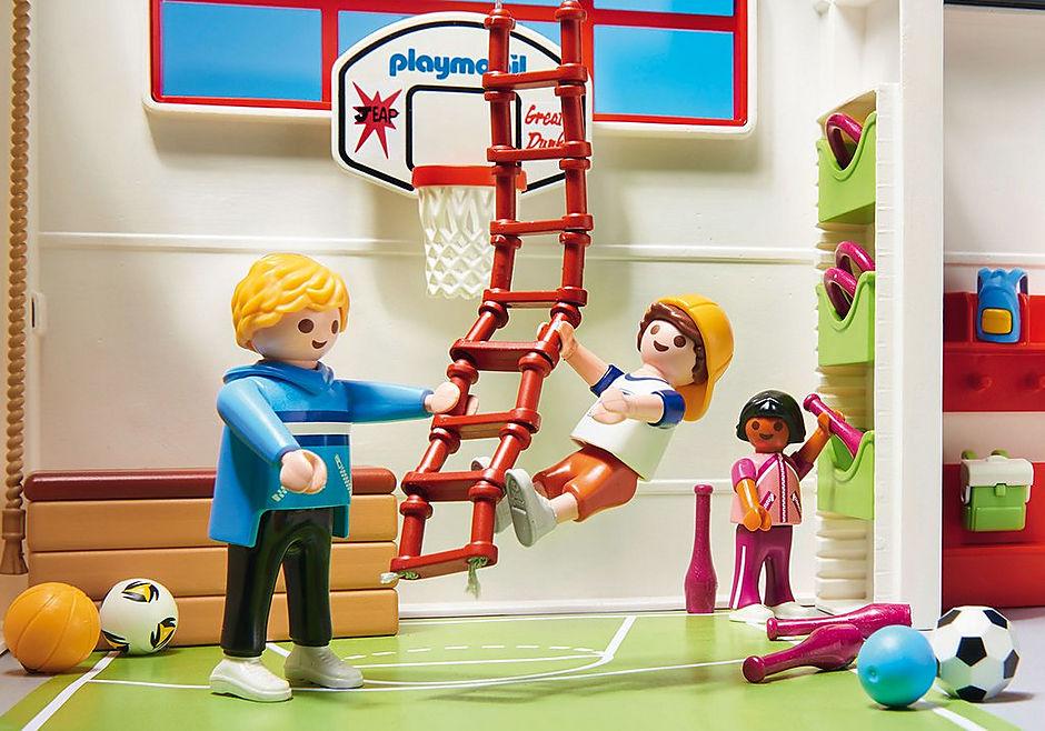 Salle De Sports 9454 Playmobil France