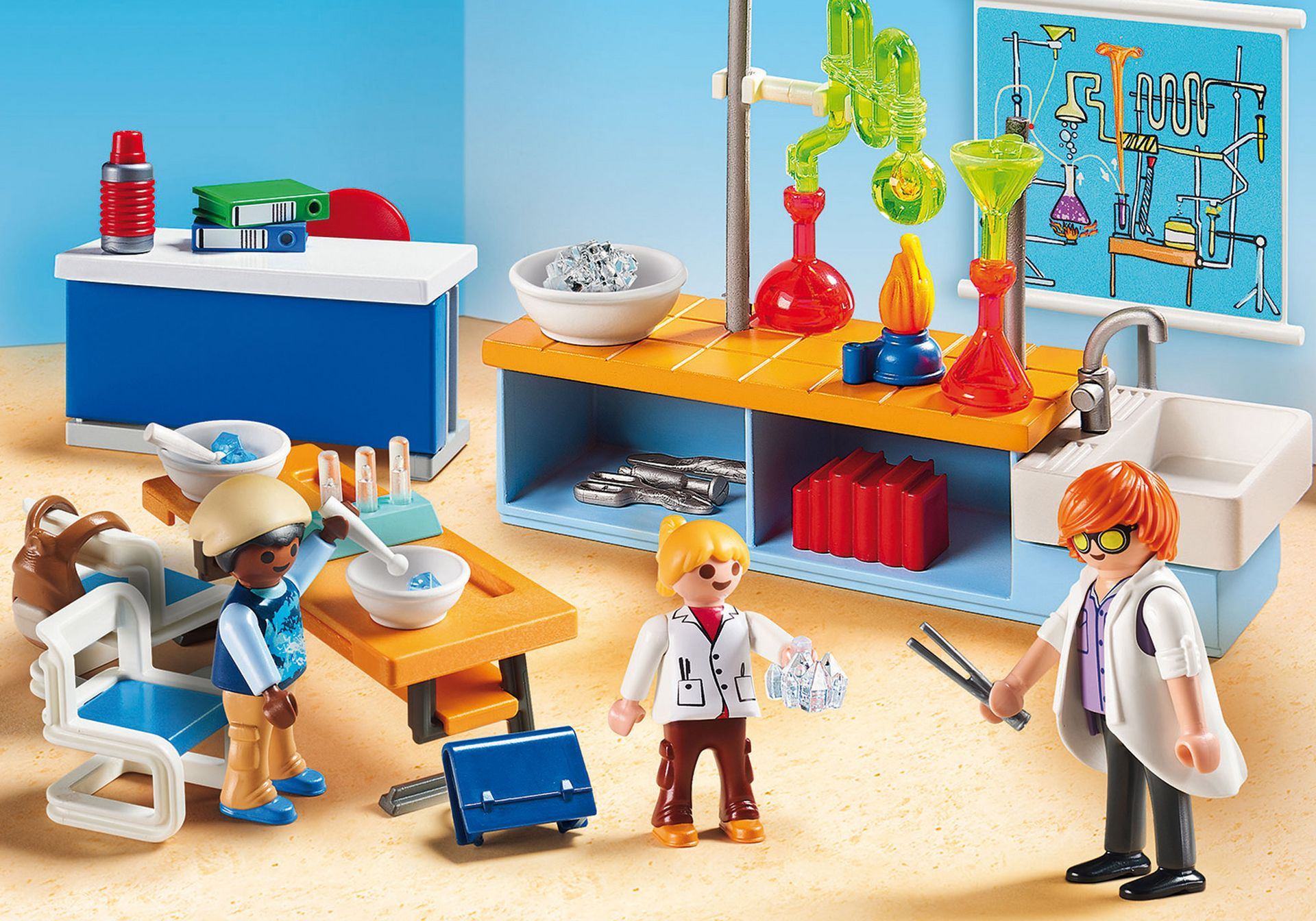 Outils playmobil ref 107