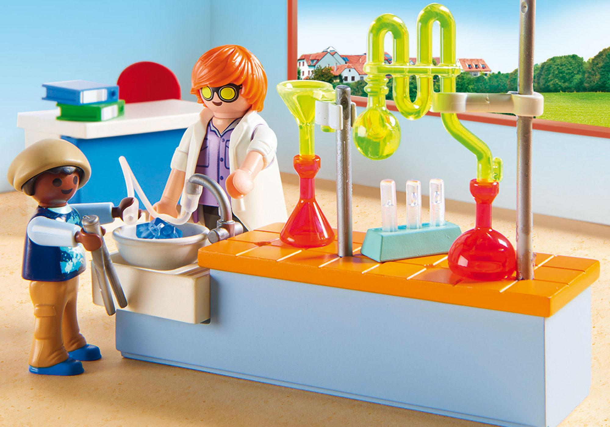 http://media.playmobil.com/i/playmobil/9456_product_extra1/Sala do lekcji chemii