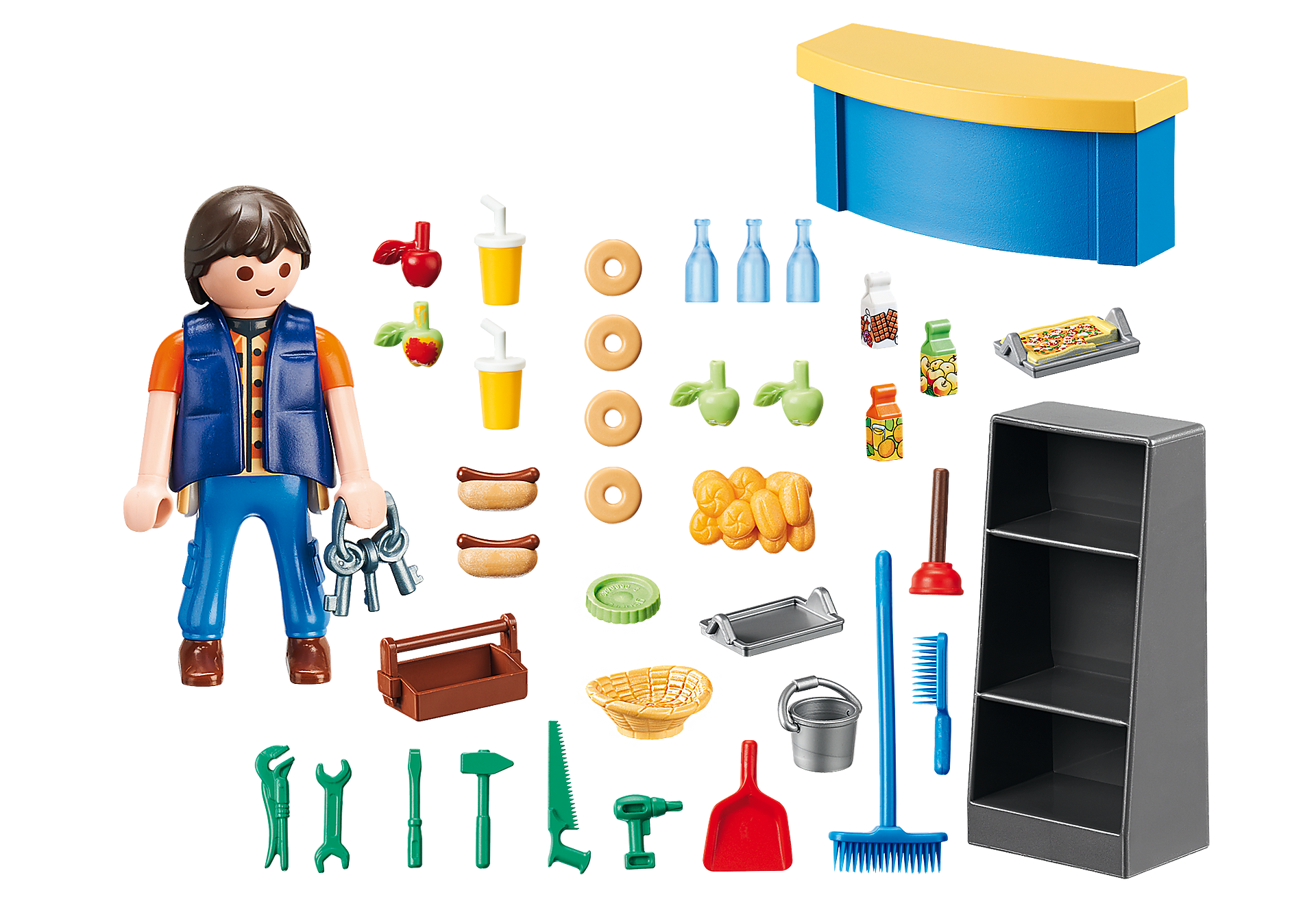 http://media.playmobil.com/i/playmobil/9457_product_box_back/Hausmeister mit Kiosk