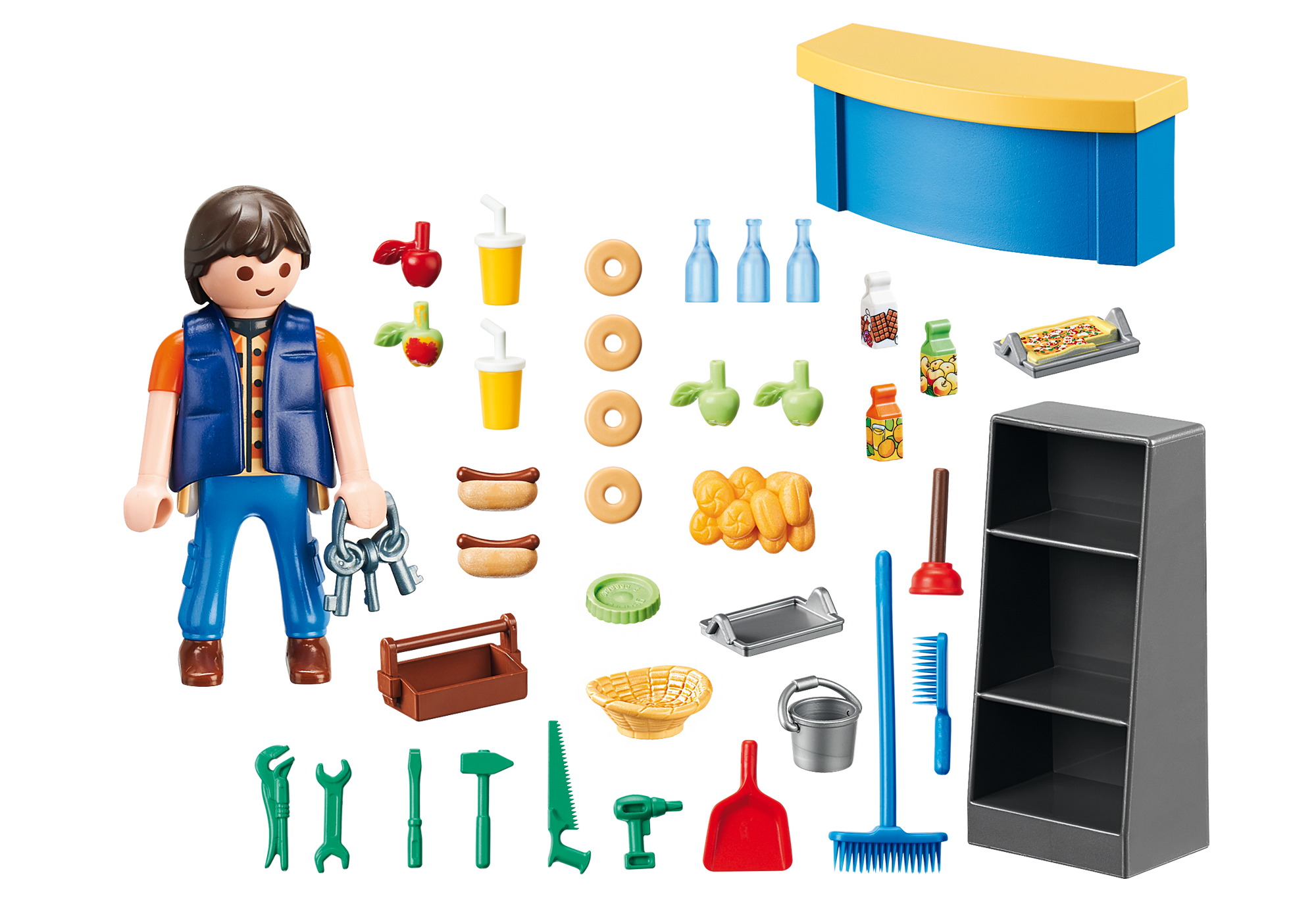 http://media.playmobil.com/i/playmobil/9457_product_box_back/Woźny w sklepiku