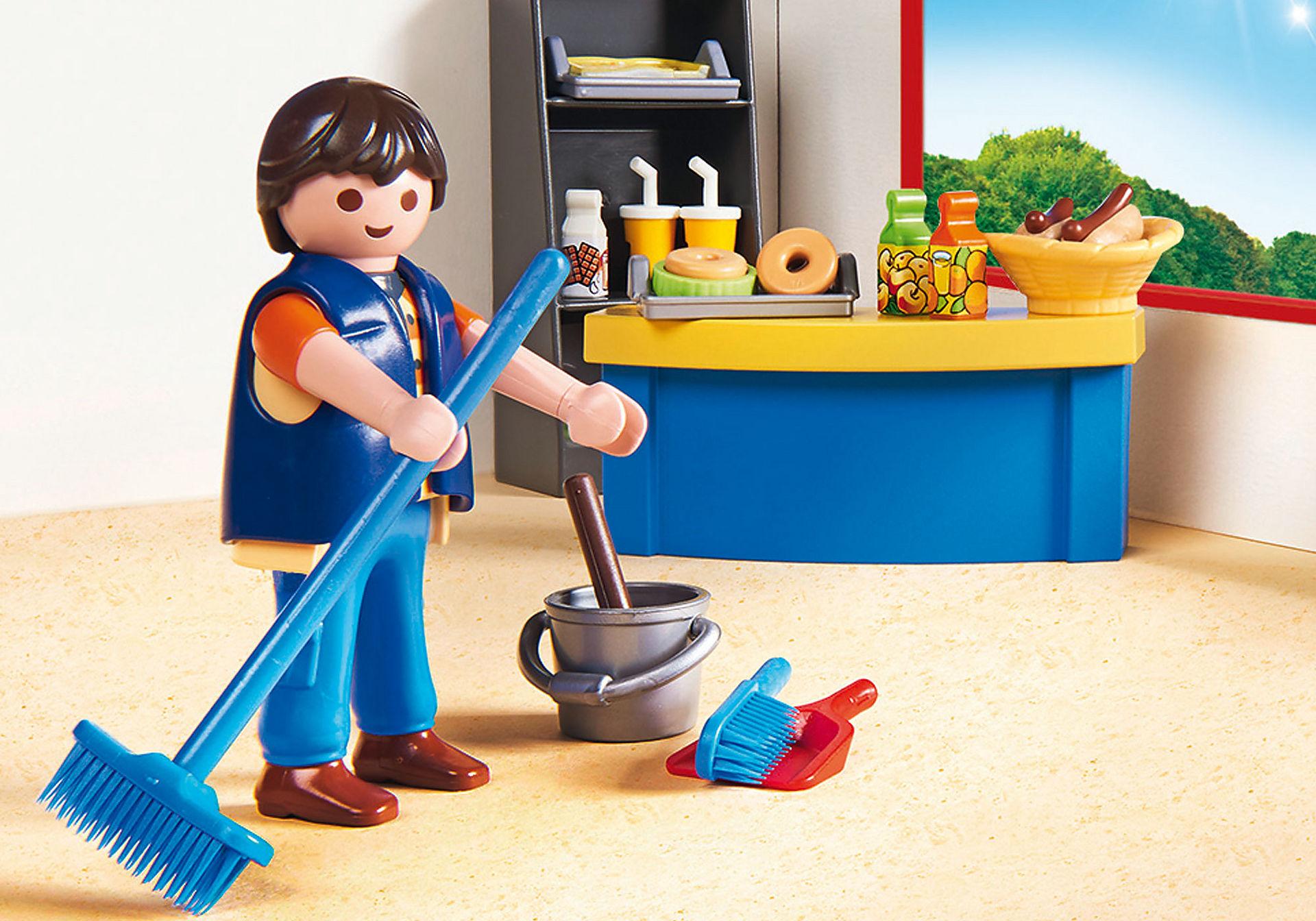 http://media.playmobil.com/i/playmobil/9457_product_extra1/Hausmeister mit Kiosk