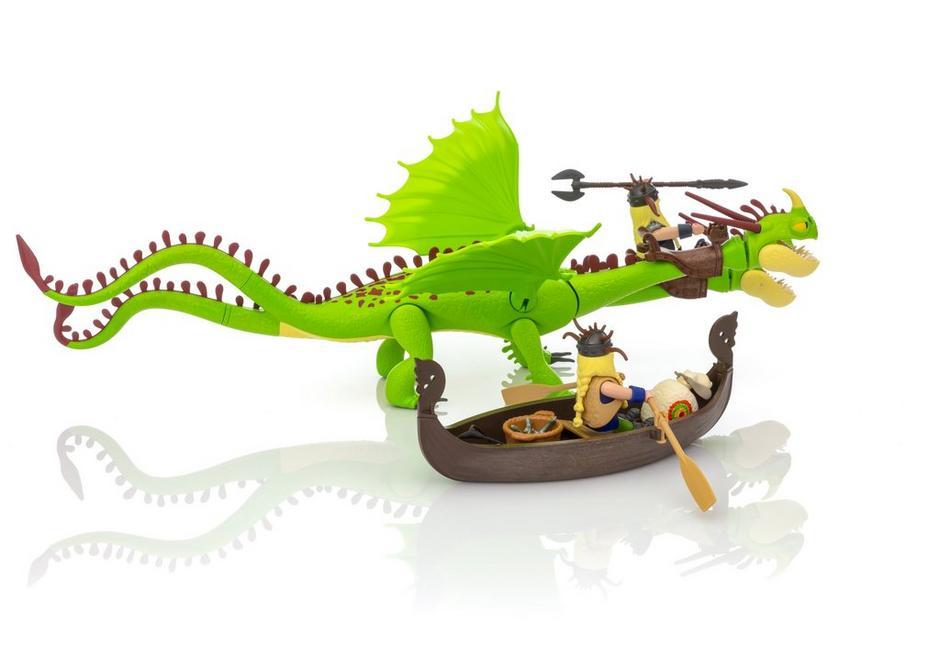Raffnuss Und Taffnuss Mit Kotz Und Würg 9458 Playmobil Schweiz