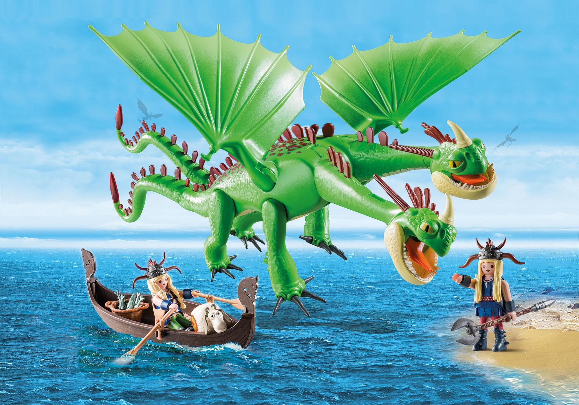 http://media.playmobil.com/i/playmobil/9458_product_detail/Cabeçaquente e Cabeçadura com Dragão 2 Cabeças