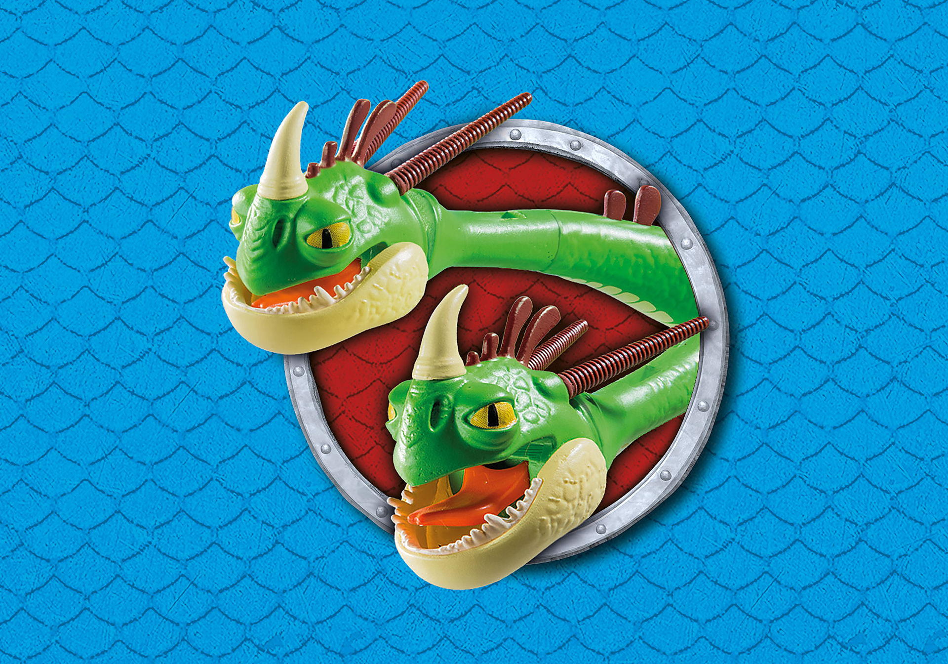 http://media.playmobil.com/i/playmobil/9458_product_extra4/Ο Πέτρας και η Πέτρα με τον δικέφαλο δράκο Ρέψιμο & Αναγούλα