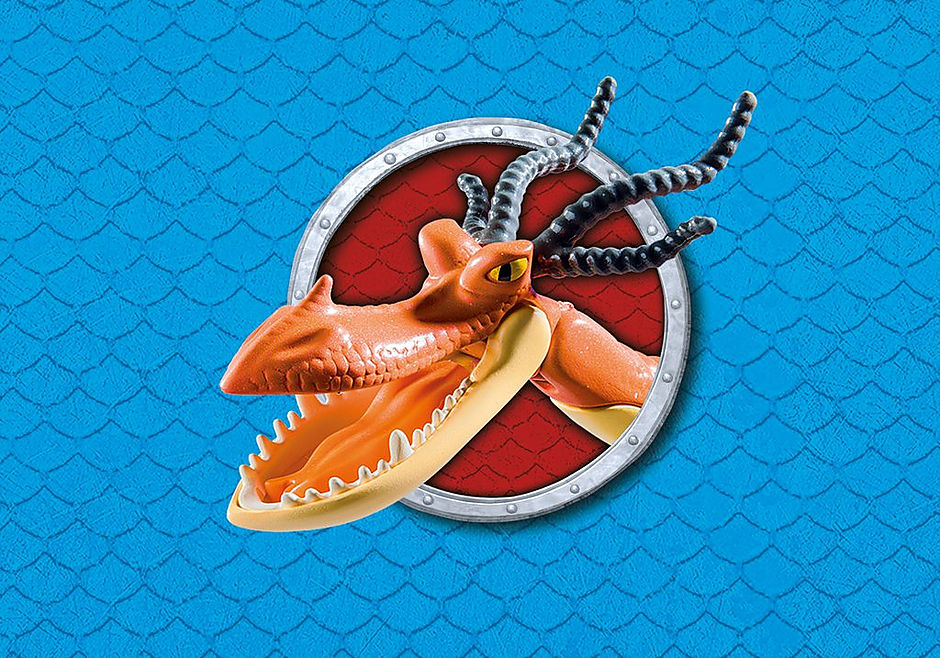 9459 Snotlout and Hookfang detail image 9