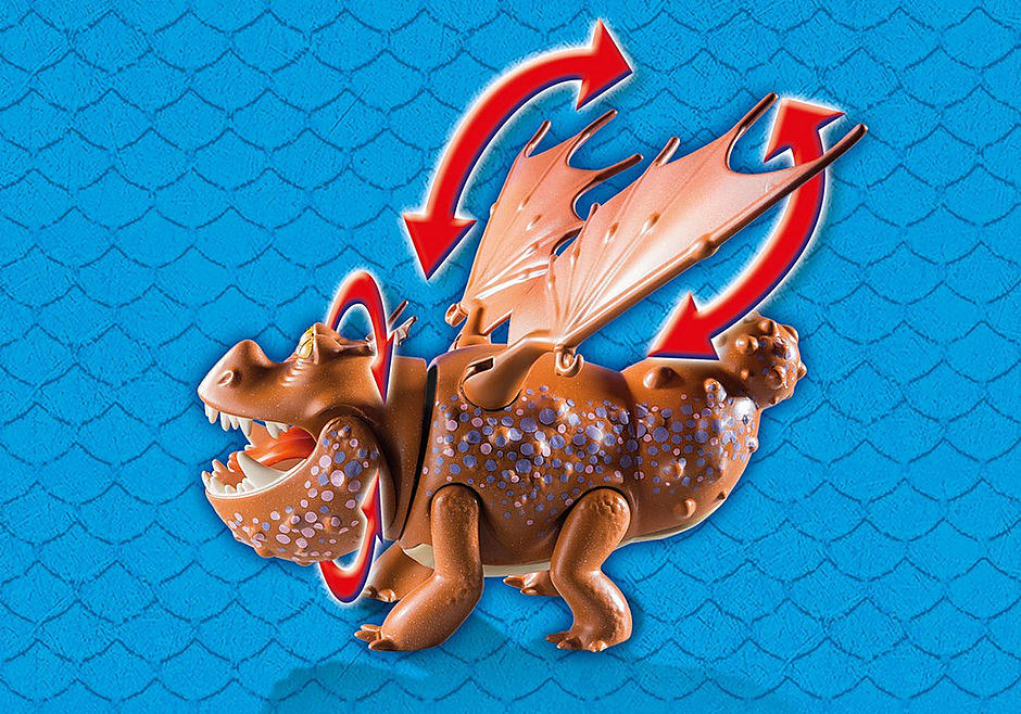9460 Viztik & Vleeskop detail image 5