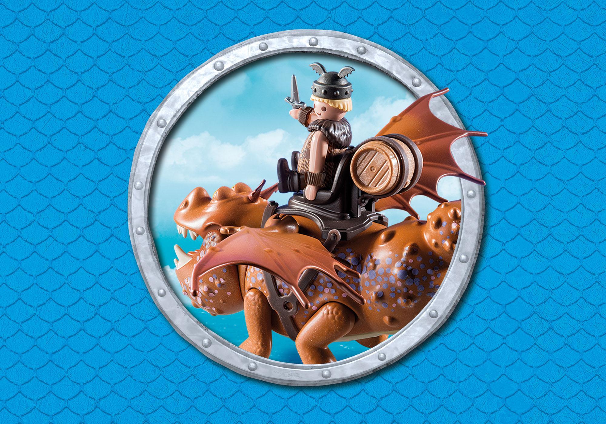 http://media.playmobil.com/i/playmobil/9460_product_extra5/Ο Λέπιας με τον Χοντροκέφαλο